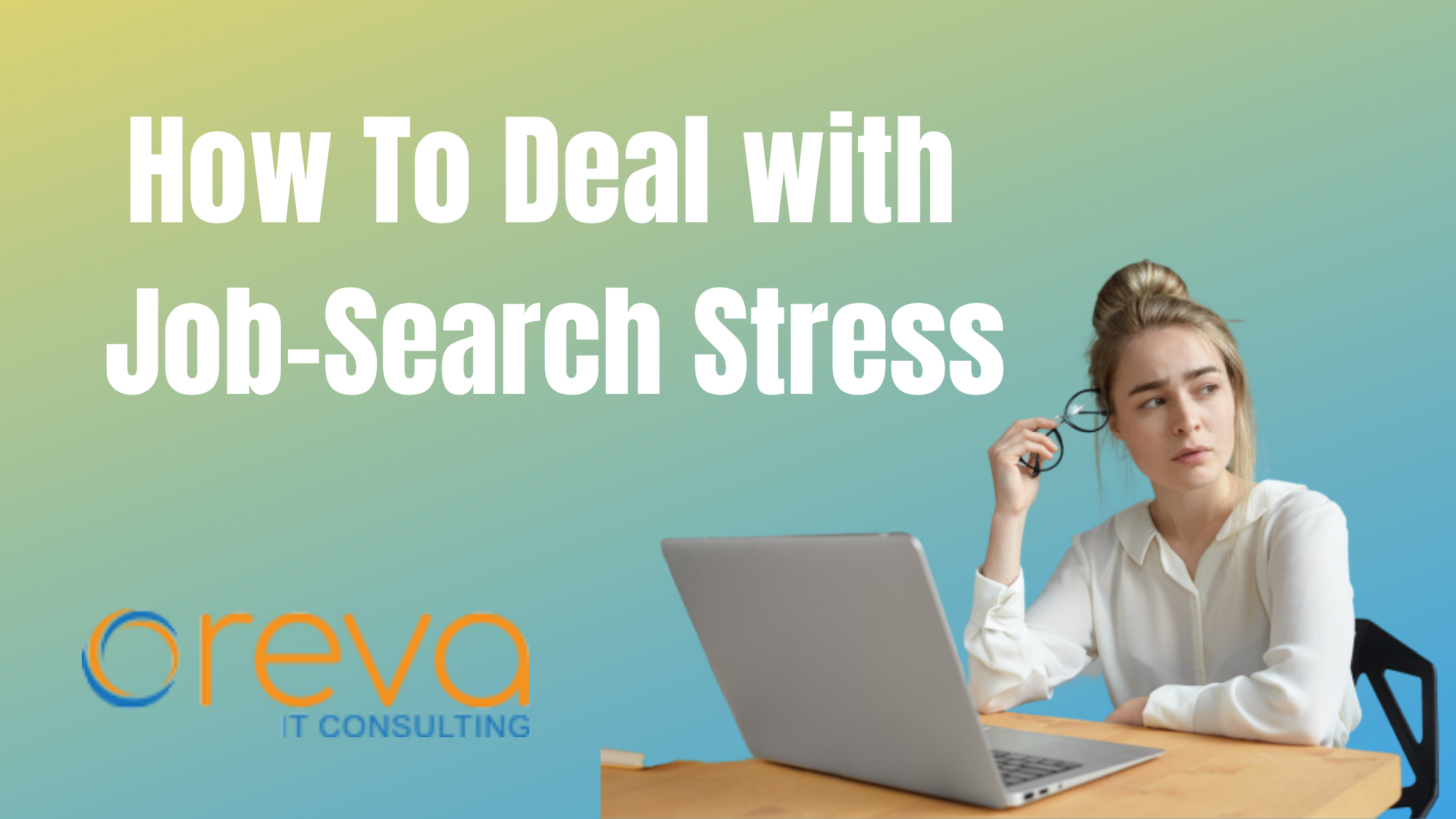How To Deal with Job-Search Stress
