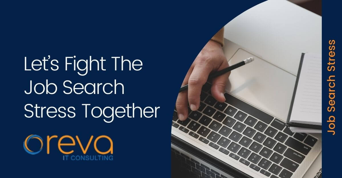 Let's Fight The Job Search Stress Together